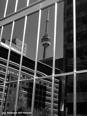 Once the tallest building in the world. CN Tower, Canada