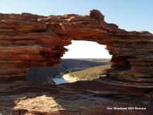Nature's Window, Australia