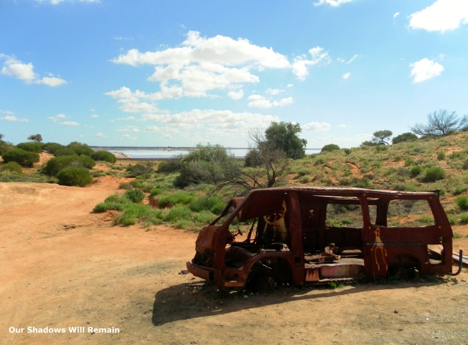 somewhere in the outback