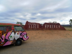 Out of Petrol in the Outback