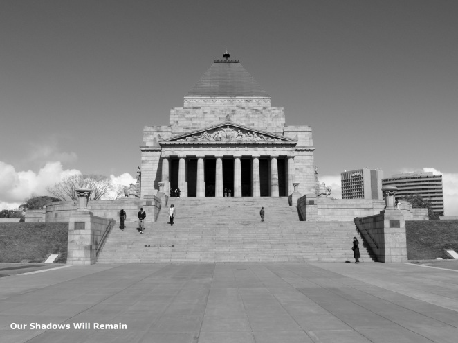 ANZAC memorial, Melbourne