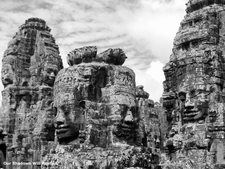 The Many Faces of Bayon