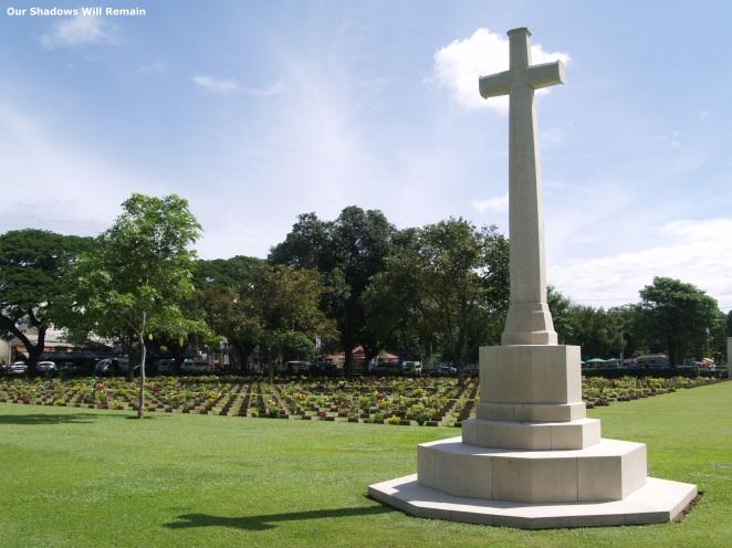 Kanchanaburi Cemetery, Thailand
