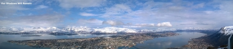 The view of Tromsø