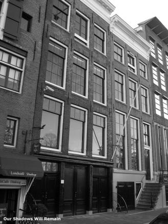 Anne Frank's House, Amsterdam