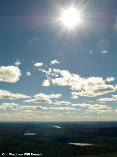 The View From Ylläs