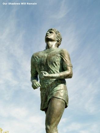 Terry Fox Memorial, Thunder Bay
