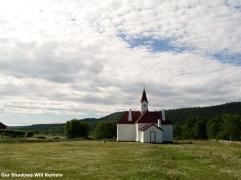 Karasjoki Old Church