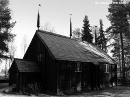 Sodankylä Old church