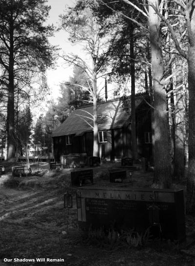 Through the Graveyard