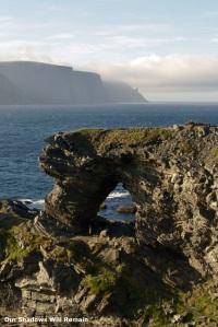 Kirkeporten Natural Rock Arch