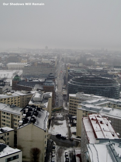 The View From Kallio Church