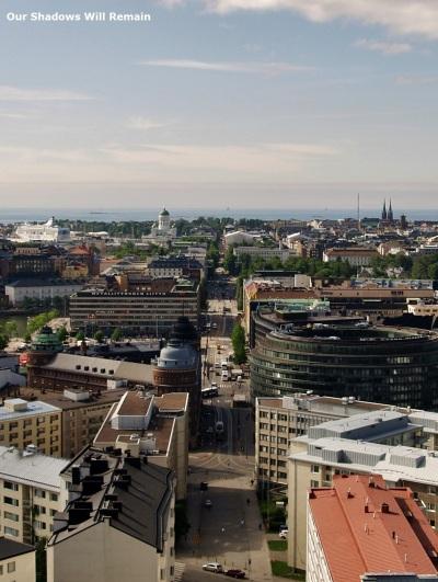 The View From Kallio Church