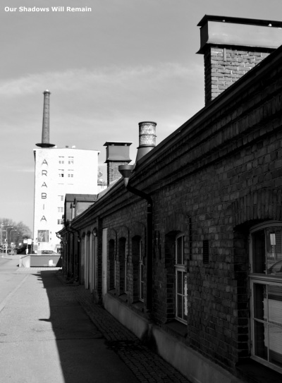 The Old Arabia Factory