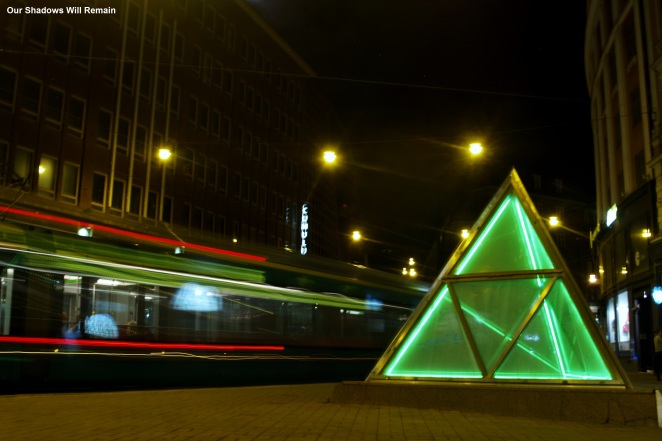 The Tram by Night