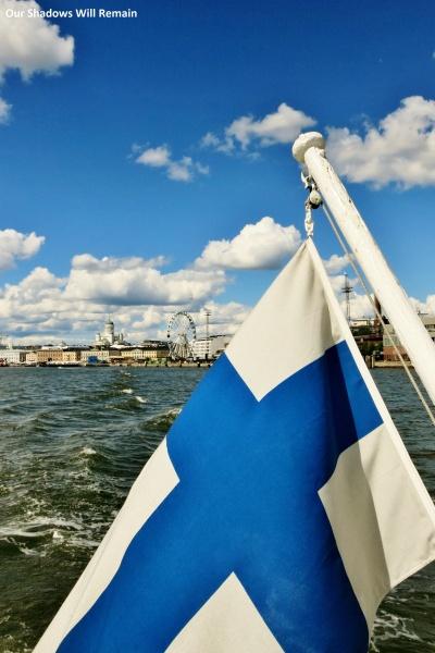 Leaving Helsinki Behind