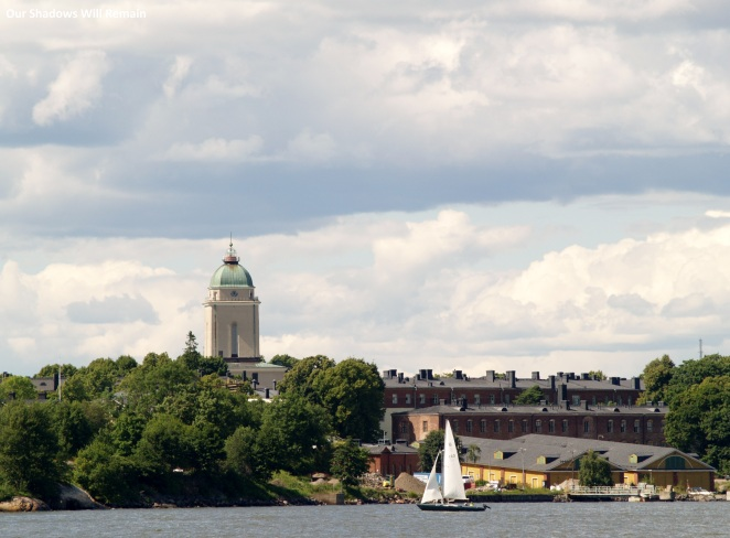 Suomenlinna From Vallisaari