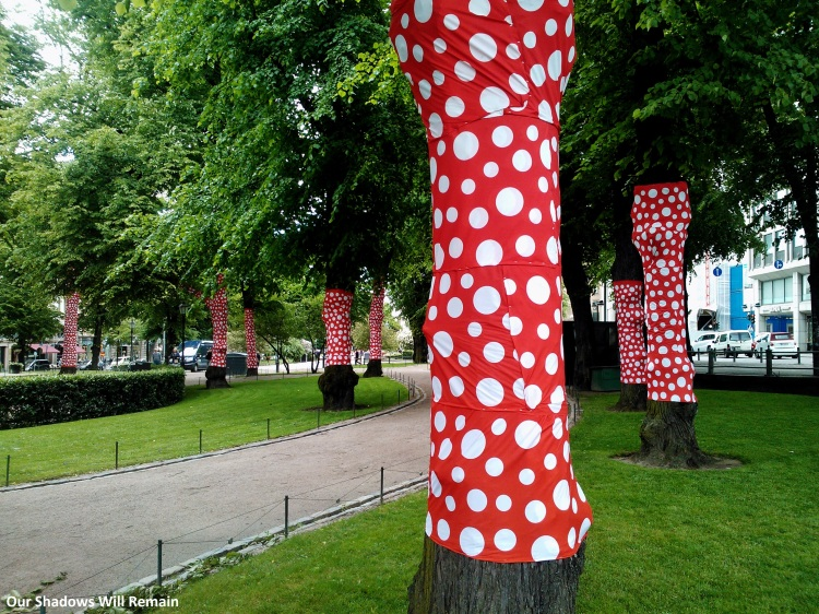 Polka Dots in the Park