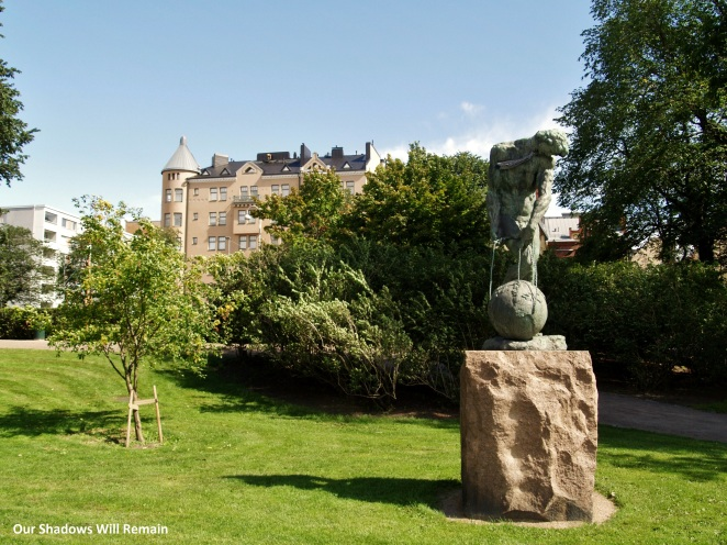 Sculptures of Helsinki
