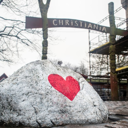 Christiania - The Troubles of a Freetown
