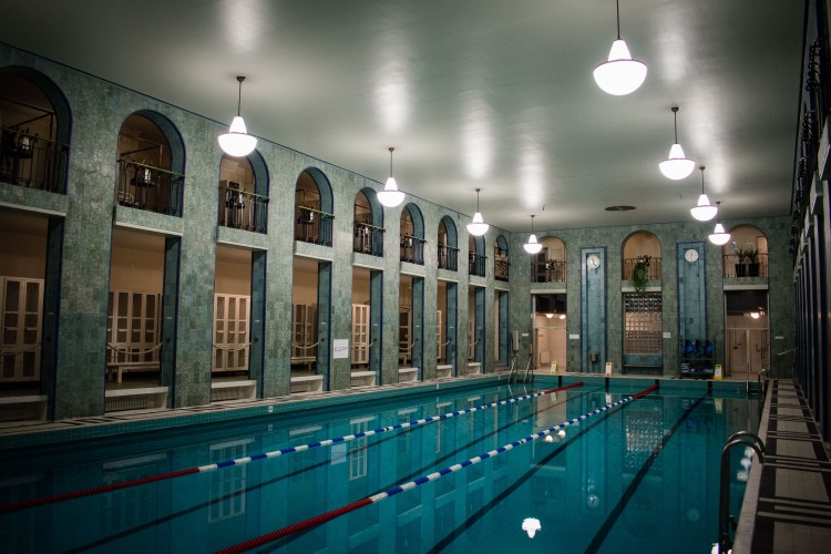 Yrjönkatu Swimming Hall