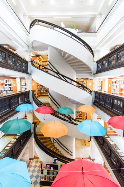 Does Helsinki Have the Best looking Libraries?