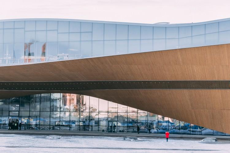 Oodi - Helsinki's Central Library