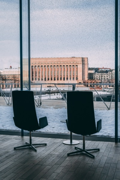 Oodi - Helsinki's Central Library