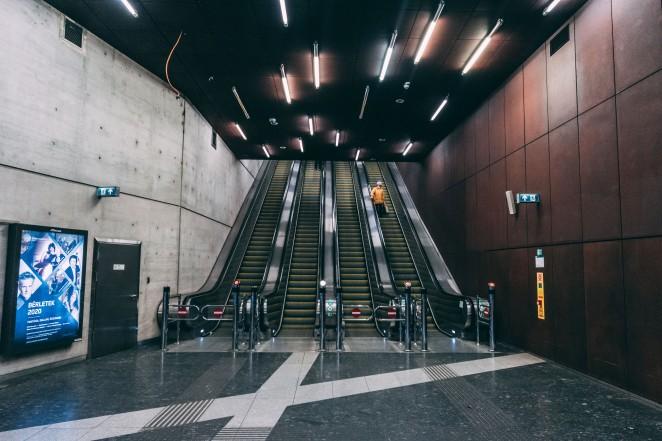 The Budapest Metro