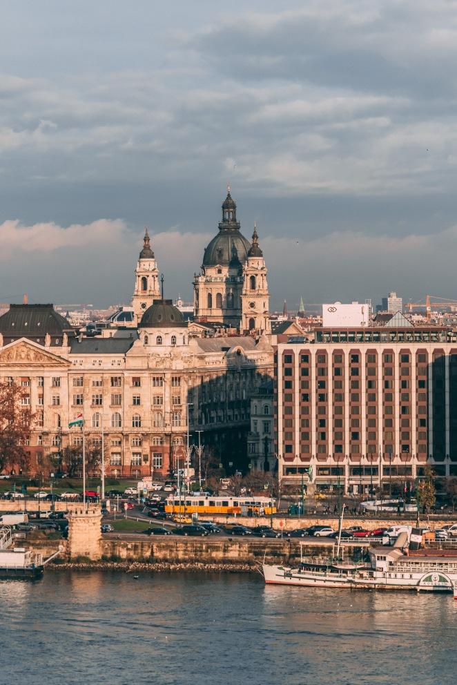 Budapest by Tram
