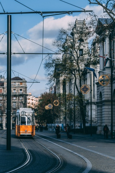 Budapest by Tram