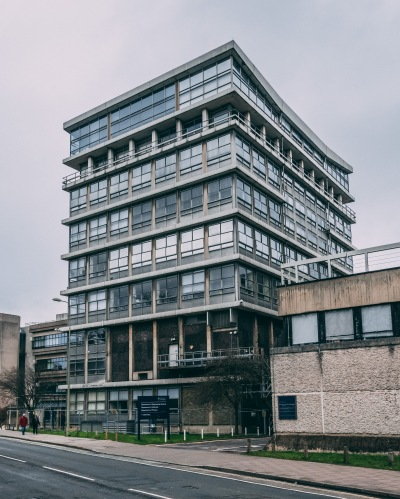 Thom Building - Brutal Oxford