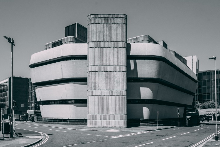 BRUTAL Collection - Norrish Central Library
