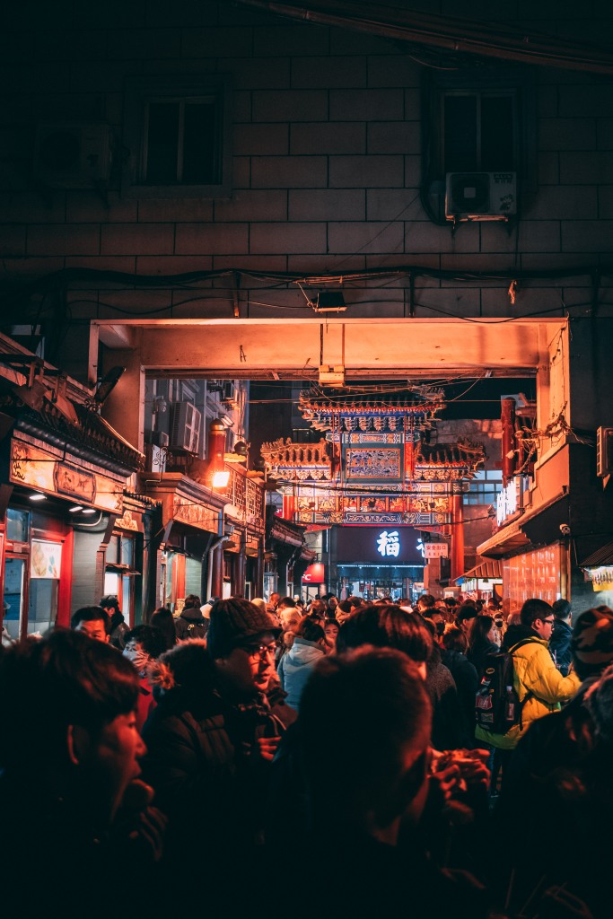Beijing - Night Market