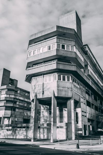 Brutal Collection - Wyndham Court