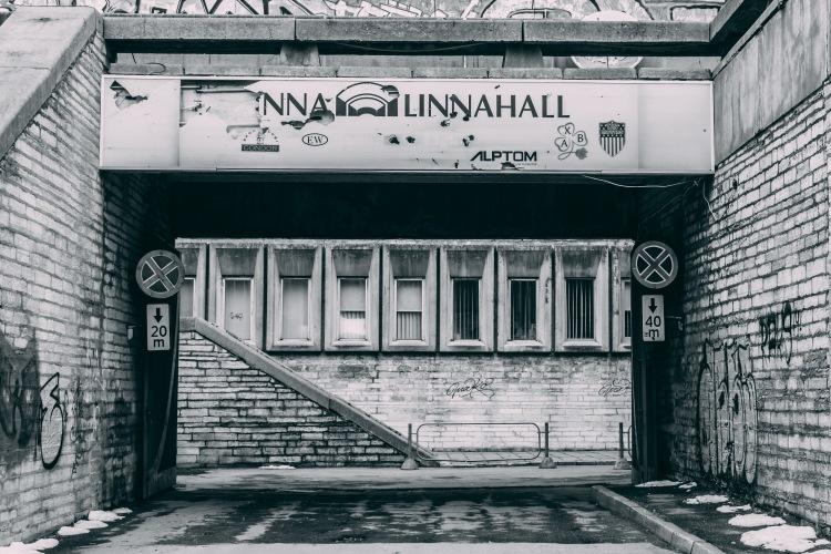 V. I. Lenin Palace of Culture and Sports - Linnahall