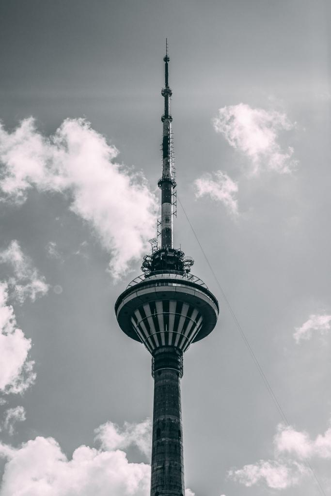 Tallinn and the 1980 Moscow Olympics - TV Tower
