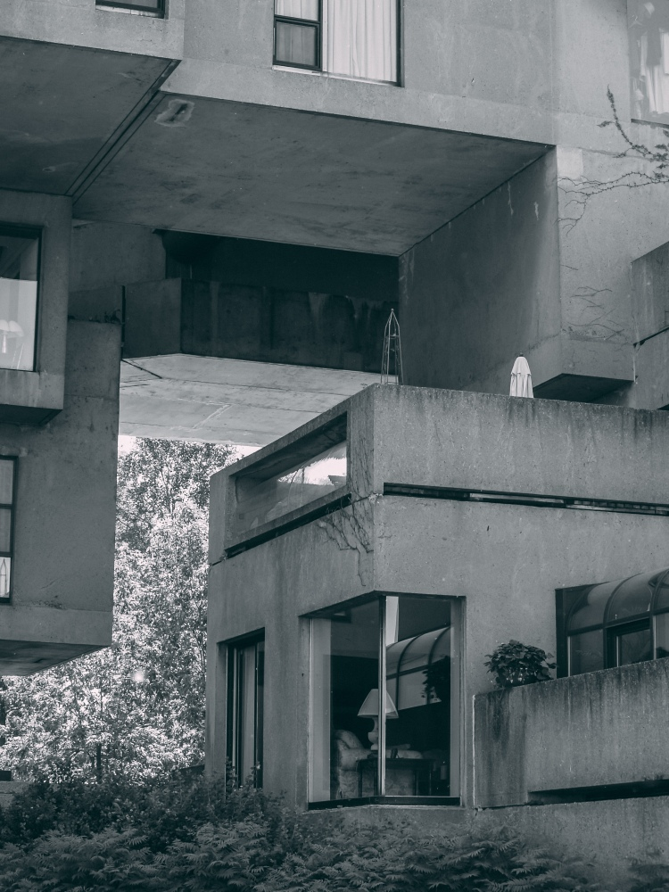 BRUTAL Habitat 67