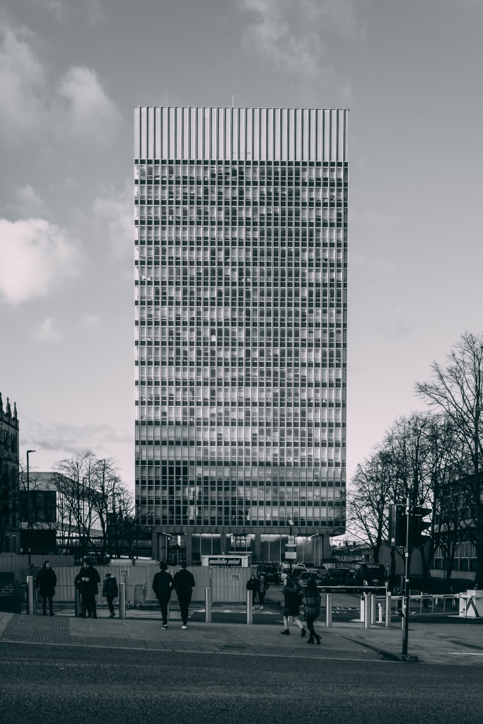 The Arts Tower